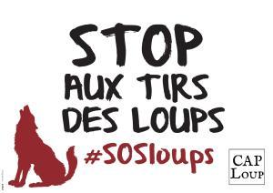 CAPLoup_Stop Aux Tirs Des Loups (la pancarte)