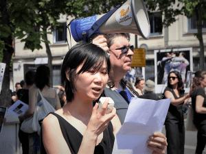 Discours de Schuchai Zhu (Paris-01 juin 2017)