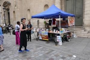 Stand International Campaigns (Paris-22 juillet 2017)
