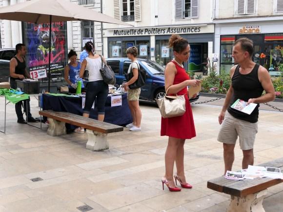 Un Eté Sans Cruauté à Auxerre