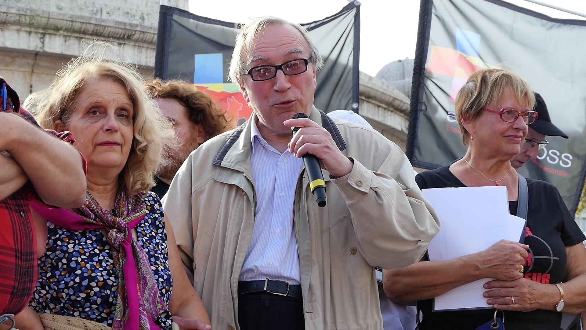 Gérard Charollois (CVN)