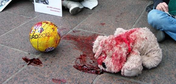 Massacre des animaux en Ukraine-juin 2012