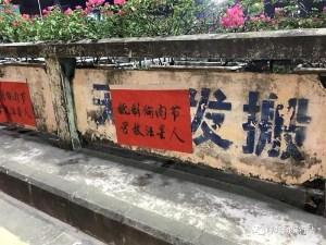 Stop au festival de Yulin 2018