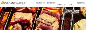 Vegan Pratique - site édité par l'association L214