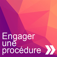 engager une procédure 3