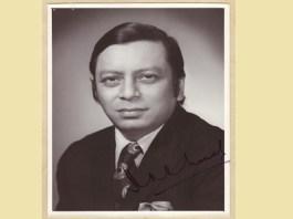 স্পিকার হুমায়ুন রশীদ চৌধুরী