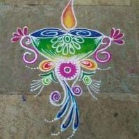 Rangoli - A Traditional Art