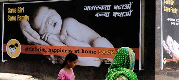 Sex Selective Abortions rise in India
