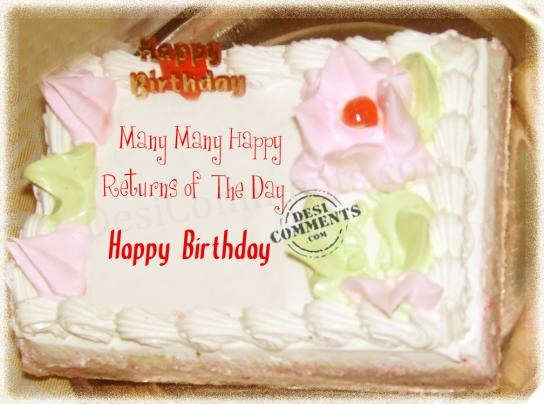 Happy Birthday Cake Umar