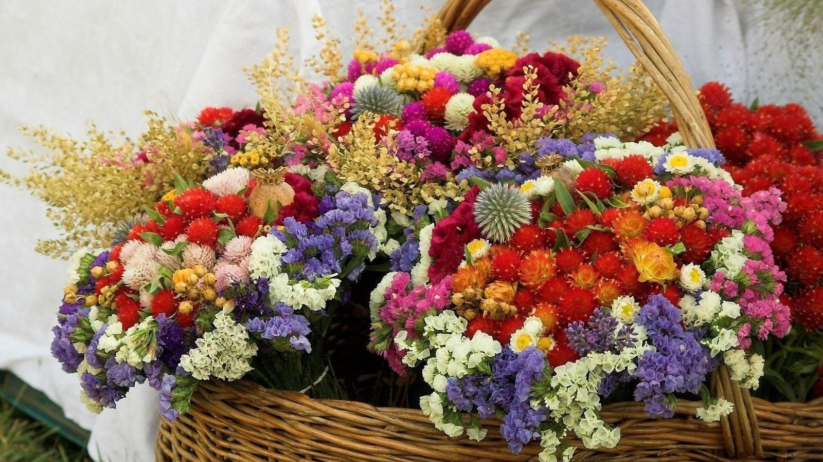 Bunch Of Flowers Desicomments Com