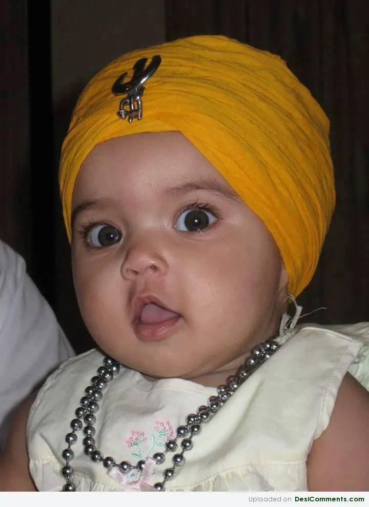 Cute Khalsa