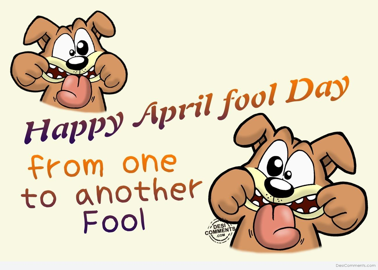 1st April Fool Day Wishes