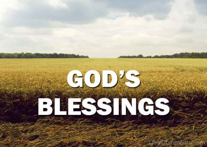 Image result for God's blessings