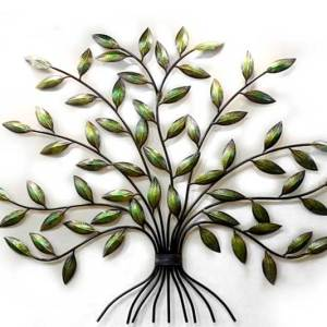 Tree iron Wall-Hanging