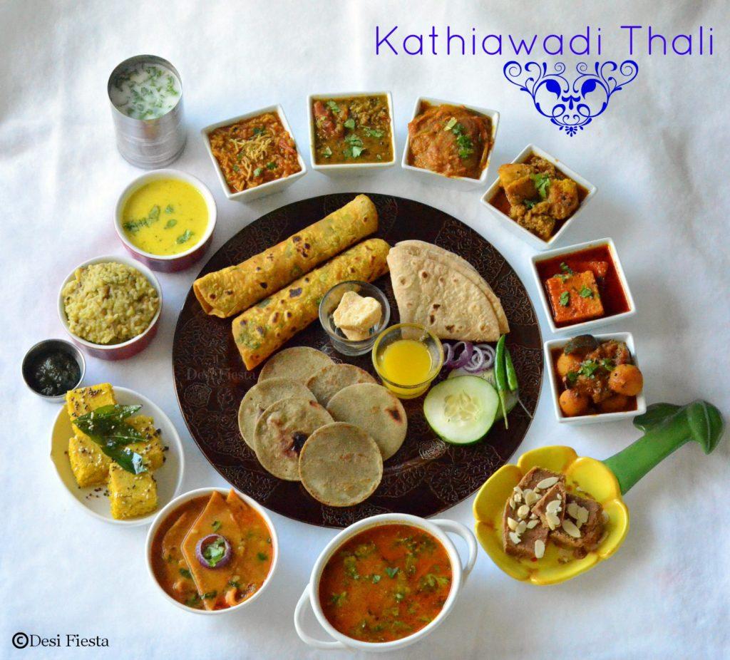 Kathiawadi thali gujarati thali gujarati bhano desi fiesta gujarati thali forumfinder Choice Image