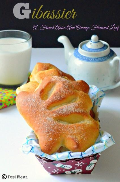 Pompe à Huile / french bread