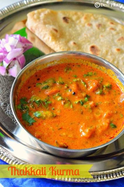 Side dish for idli dosa and idiyappam