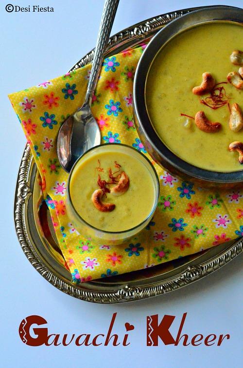 recipe: gavachi kheer recipe [28]