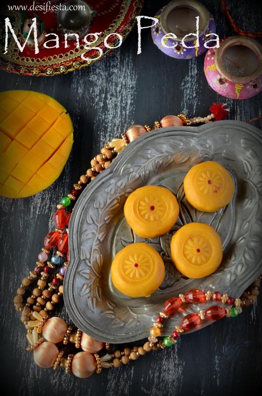 Mango Peda Recipe