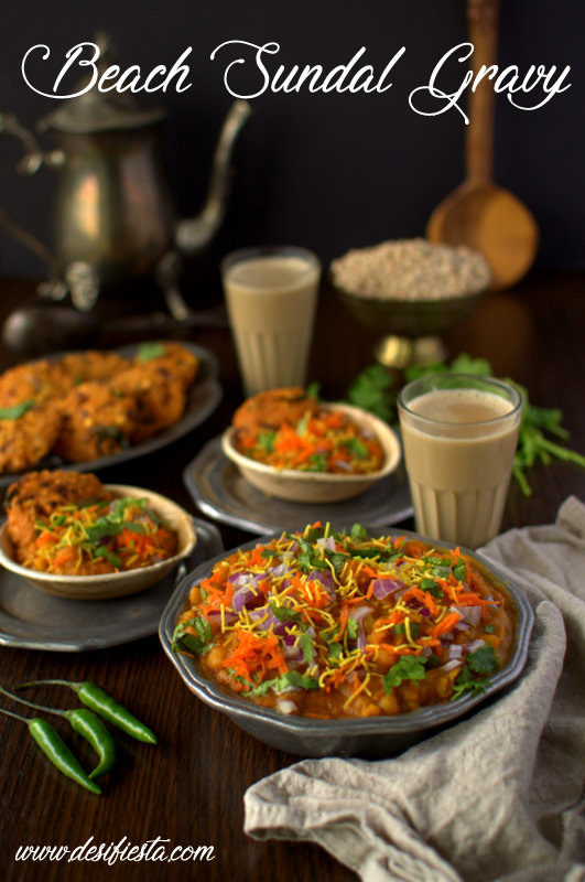 Protein rich recipes archives desi fiesta beach sundal gravy is an amazing street food of tamilnadu india though there are n number dry sundals we make at home my heart always ask for this street forumfinder Choice Image