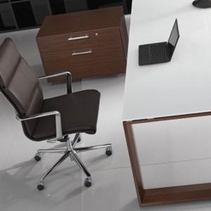 Art.SD10 - Scrivania direzionale disponibile in diverse finiture e dimensioni (BRALCO)