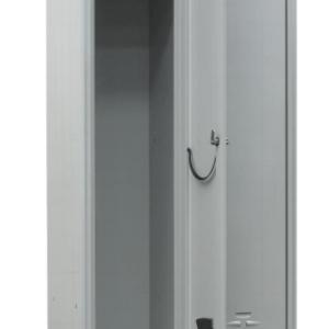 Art.AS01 - Armadio spogliatoio ad 1 posto, disponibile in diverse dimensioni.