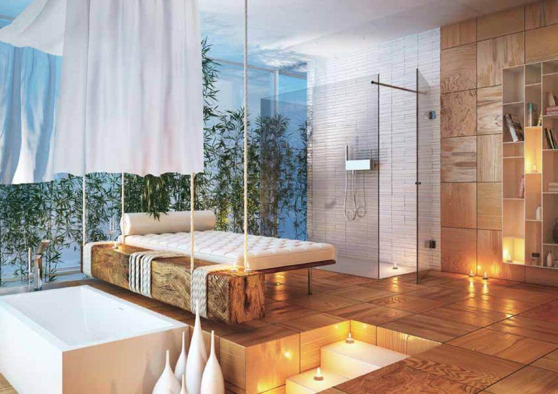 Mediterrane Bader Das Typisch Italienische Lifestyle Des