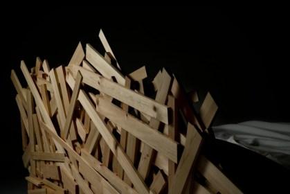 FAVELA Double Bed by Fernando & Humberto Campana (Campana Brothers, 2013) for the Italian manufacturer EDRA (Copyright: © EDRA, Emilio Tremolada, Fernando & Humberto Campana)