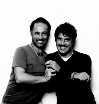 GRAZIANO MORO & RENATO PIGATTI Portraits - Copyright: © DESIGN OF LOVE (Graziano Moro & Renato Pigatti)