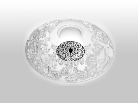 SKYGARDEN Recessed Ceiling Lamp by Marcel Wanders (2007) from FLOS - Copyright: © Marcel Wanders, FLOS