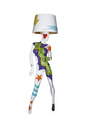 BOOM Mannequin Floor Lamp by Jimmie Karlsson & Martin Nihlmar from JIMMIE MARTIN (Copyright: © JIMMIE MARTIN, Jimmie Karlsson, Martin Nihlmar)