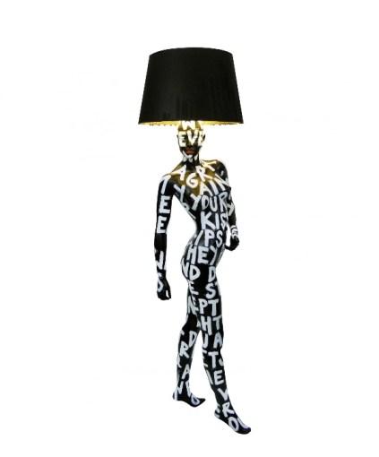 DIAZ Mannequin Floor Lamp by Jimmie Karlsson & Martin Nihlmar from JIMMIE MARTIN (Copyright: © JIMMIE MARTIN, Jimmie Karlsson, Martin Nihlmar)