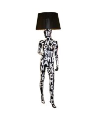 DIAZ NO. 3 Mannequin Floor Lamp by Jimmie Karlsson & Martin Nihlmar from JIMMIE MARTIN (Copyright: © JIMMIE MARTIN, Jimmie Karlsson, Martin Nihlmar)