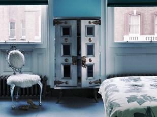 VICEROY Cupboard-Wardrobe-Storage Cabinet-Buffet & PRINCESS Dining Chair by Mark Brazier Jones (photo by Michael Paul)