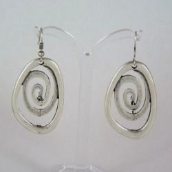 Lunamor – Ohrhänger Spirale