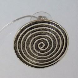 Lunamor – Ohrstecker Spirale