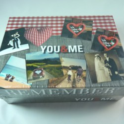 """Gedächtnisspiel """"You & Me"""" REMEMBER - Memory"""