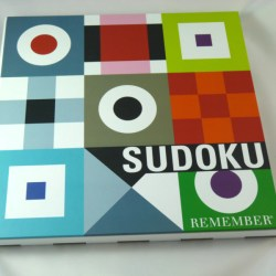 Sudoku Version 2 Remember - Brettspiel