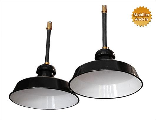 Lampe Loft Industriel
