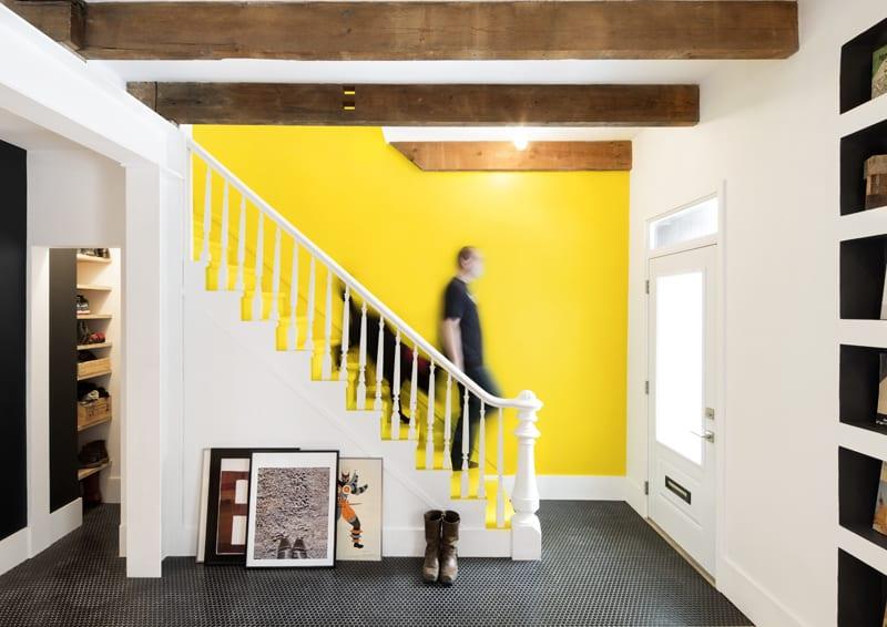 casa a Montréal | dove abitano i designer