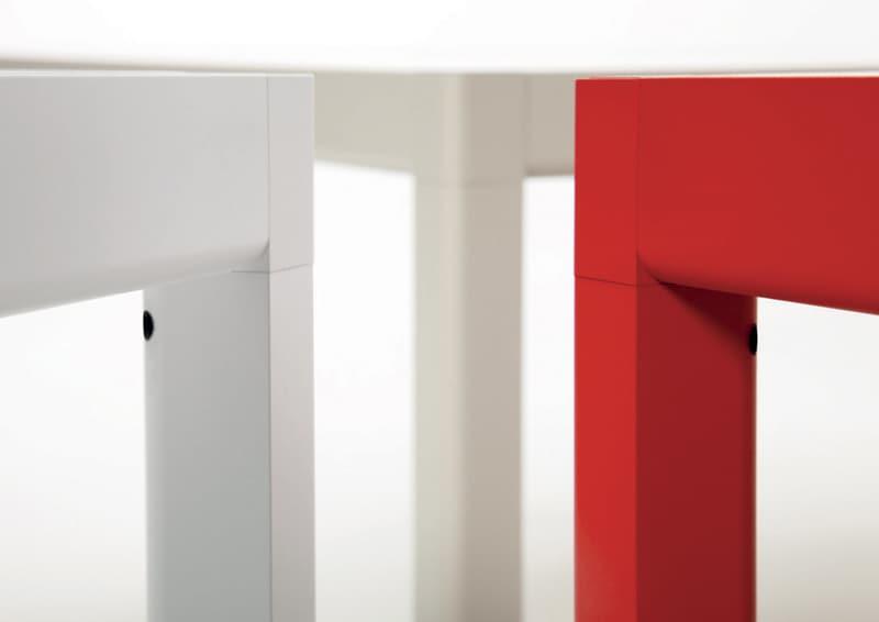 cucina e living minimalisti | come aggiungere colore