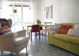 casa mia | dettagli di un soggiorno vissuto