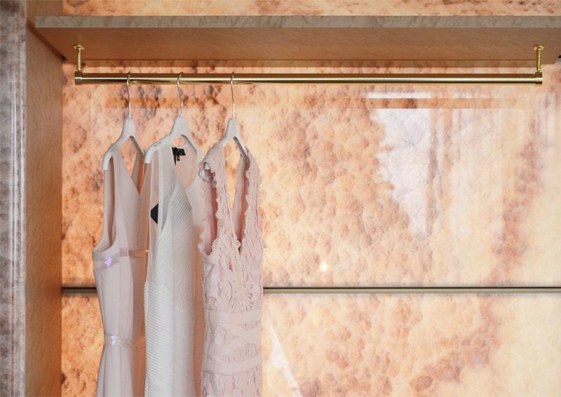 marmo e pietre ornamentali per interni di lusso