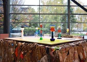 Les Puces du Design | la mostra dedicata a Ettore Sottsass
