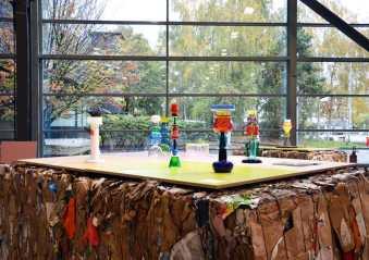 Les Puces du Design   la mostra dedicata a Ettore Sottsass