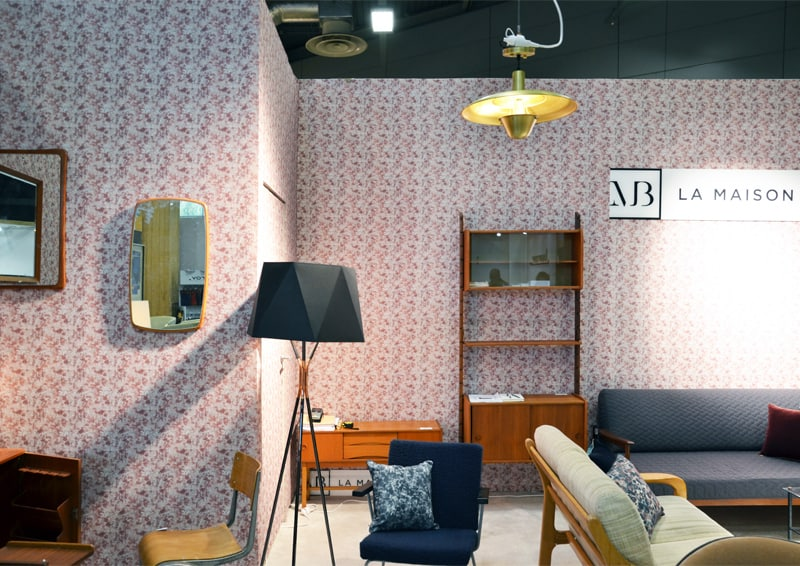 mobili vintage | Les Puces du Design, La Maison Bineau