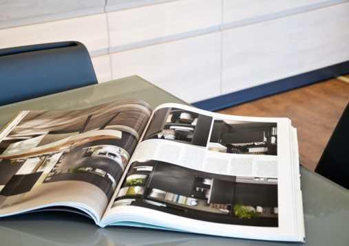 arredare casa in showroom: il servizio total look di Scavolini