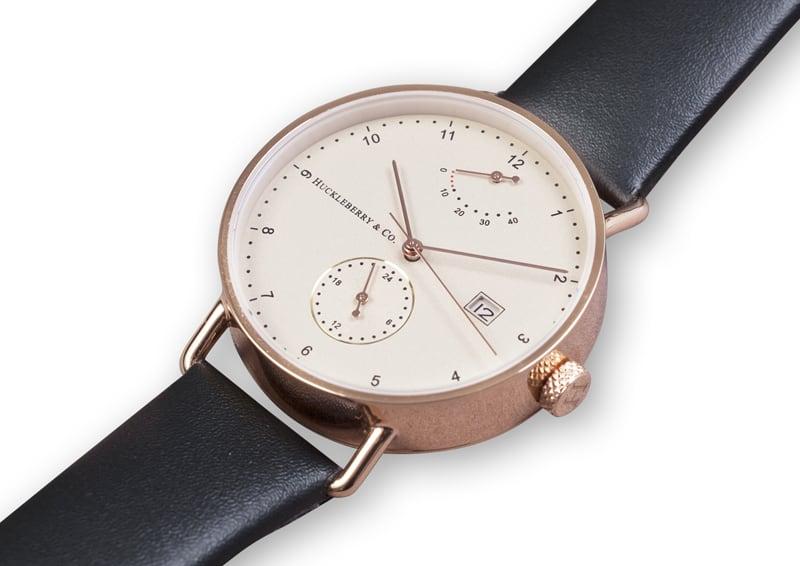 design australiano | Ricky Fung| Atticus Mechanical Watch