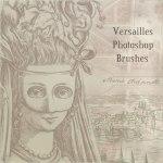 Versailles Photoshop Gimp  Brushes