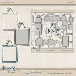 Doodle Frames by: Deca Designs